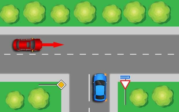 Я же уступаю дорогу! Почему мне сигналят сзади?