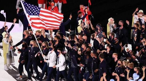Американцев исключили из честной игры на Олимпиаде