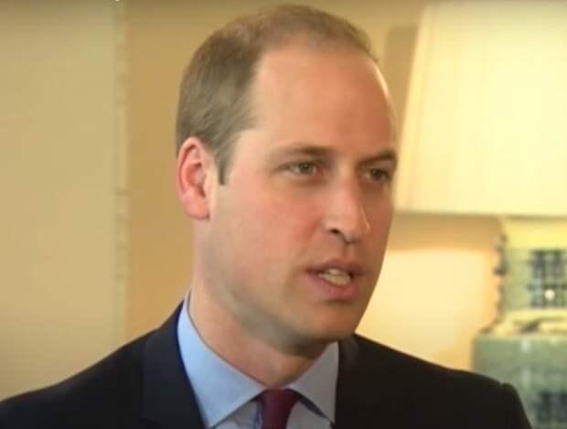 Принц Уильям ответил на обвинения Меган Маркл