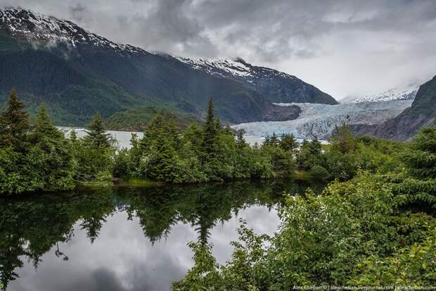 Alaska01 Такая впечатляющая Аляска