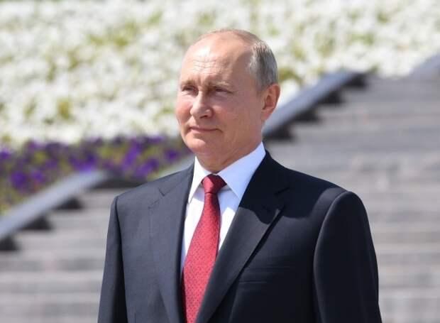 Владимир Путин рассказал о причинах помощи Европе во время вспышки COVID-19