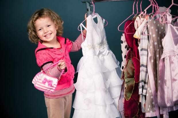 Красивое платье для маленькой принцессы за 1 клик!
