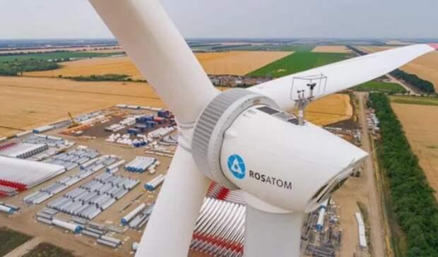 Газпромбанк получил 49,5% проектной компании «ВетроОГК-2»