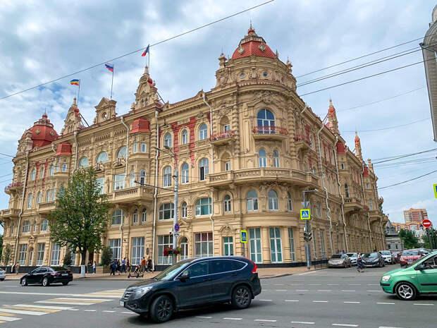 Что можно увидеть, пока едешь из Москвы к морю?