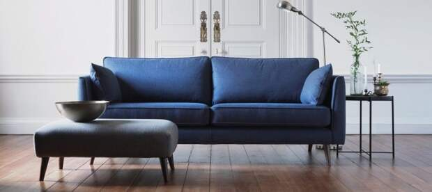 Не стоит загромождать дом мебелью.
