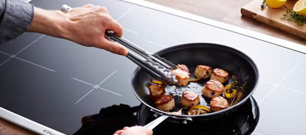 Благодаря быстрому нагреву индукционные плиты стали очень популярной