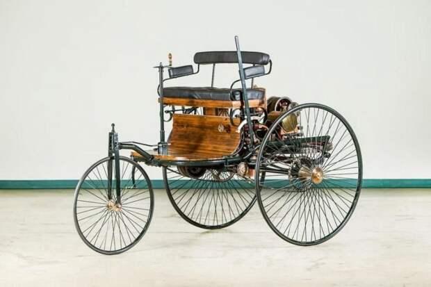 Benz Patent-Motorwagen Replica авто, автоаукцион, автомир, автомобили, автомузей, аукцион, олдтаймер, ретро авто