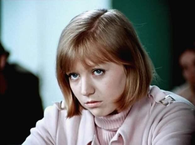 Светлана Крючкова (Большая перемена) СССР, актрисы, кино, сериалы