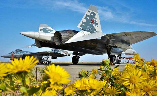 Asia Times (Гонконг): компактный и свирепый Су-57 «готов сразиться с F-35»