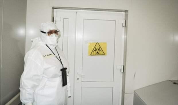 Еще 177 случаев COVID-19 зарегистрировано вСвердловской области засутки