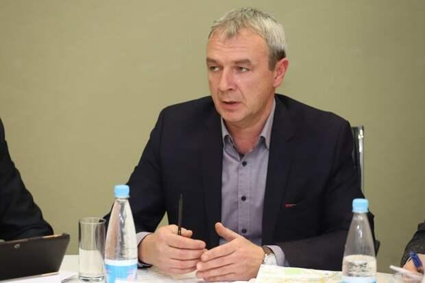 Алексей Полуэктов стал новым начальником управления благоустройства Ижевска