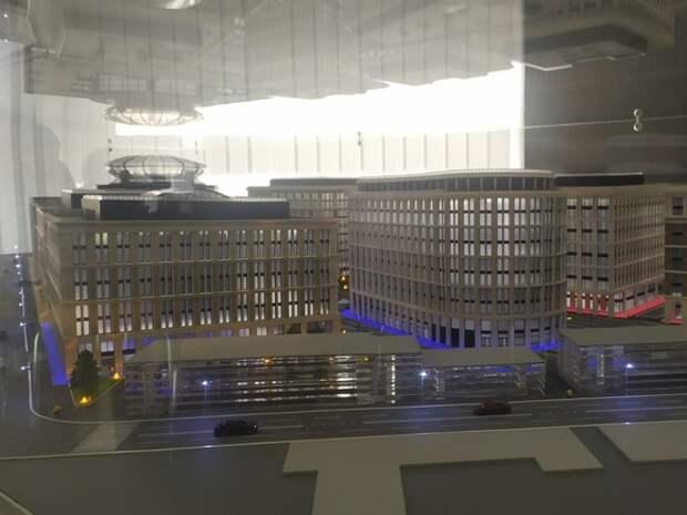 В Петербурге запустили вторую очередь делового квартала «Невская ратуша»
