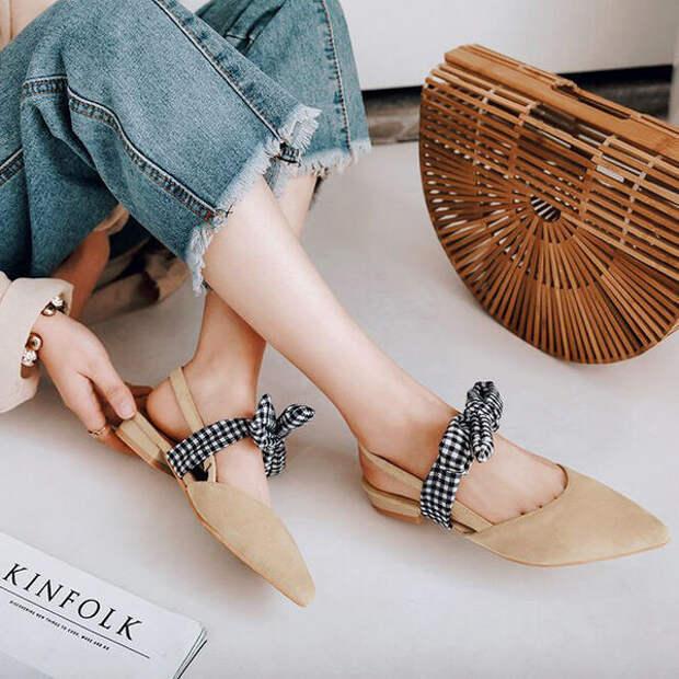 Летняя обувь 2019: антитренды сезона и модные альтернативы