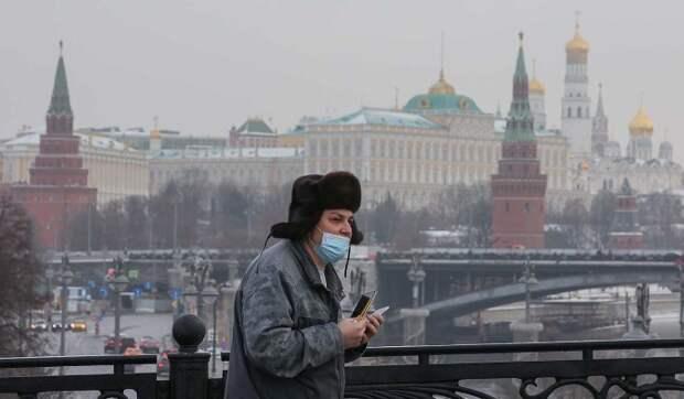 В Москве поставлен новый антирекорд по числу заразившихся коронавирусом