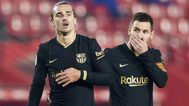 Гризманн: «Барселона» не заслужила вылететь так рано. В следующем году мы постараемся выиграть Лигу чемпионов»