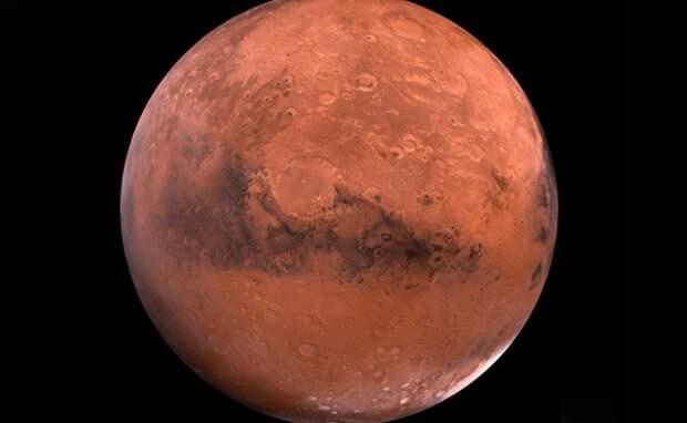 Космонавт заявил, что жизнь на Марсе уже есть