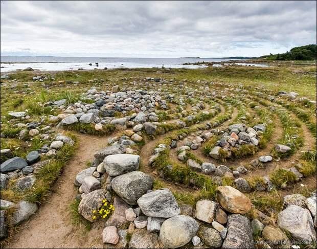 Тайна каменных лабиринтов: что удалось выяснить ученым об их происхождении