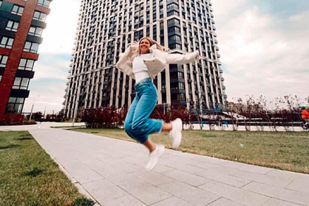 Рита Дакота купила двеквартиры вМоскве