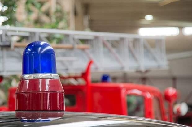 В Кемерово произошел пожар в перинатальном центре