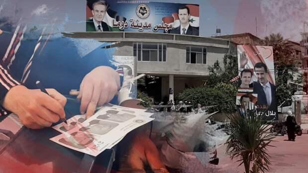 В Сирии приступили к подсчету голосов на президентских выборов