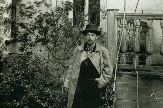 А.П Чехов в Мелихово, 1987 год
