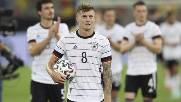 Кроос заявил, что Германии будет не до экспериментов в матче Евро-2020 с Францией