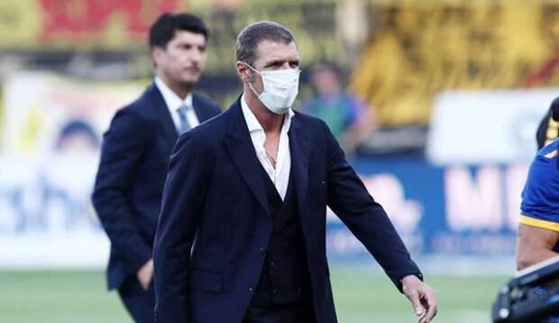 Переносится финал Кубка Греции: президент АЕКа отказал Каррере в просьбе провести сборы в Италии