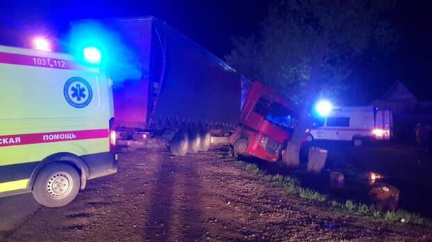 Один человек погиб в ДТП в Пензенской области