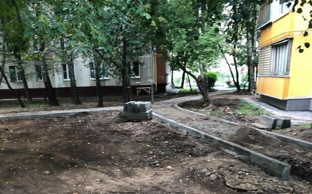 Уложить асфальт на улице Героев Панфиловцев помогло претензионное письмо