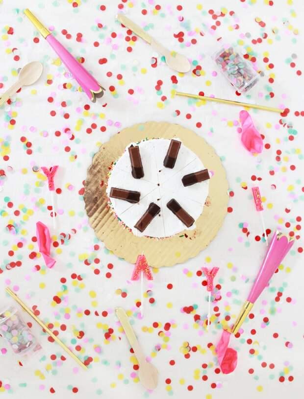 Как подарить торт (Diy)