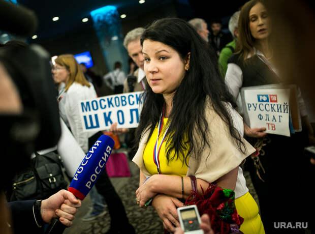 12 ежегодная итоговая пресс-конференция Путина В.В. Москва, винокурова екатерина