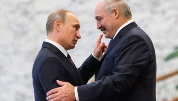 Лукашенко пришлось объясниться за слова по отношению к Владимиру Путину | Продолжение проекта «Русская Весна»