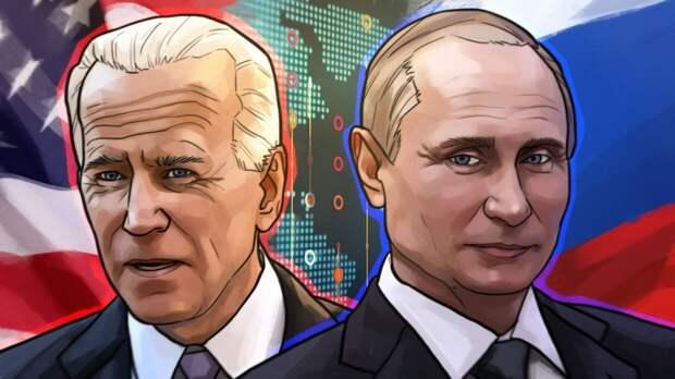 Глава ЛНР назвал Донбасс одной из возможных тем обсуждения Байдена и Путина