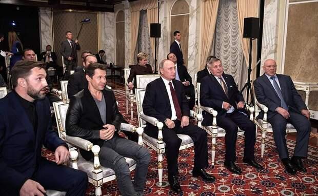 10 цитат Павла Деревянко про встречу с Путиным, «Домашний арест» и жену