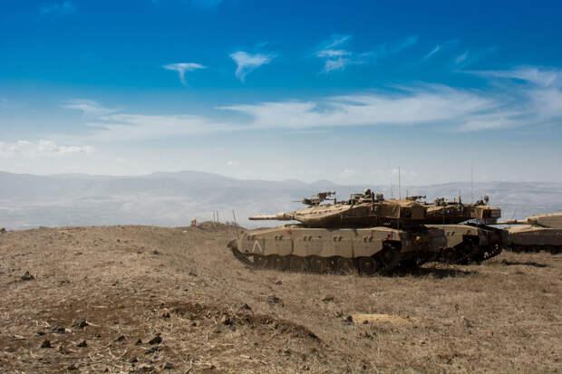 Отряд «Хезболлы» вывел из строя сразу 4 израильских танка