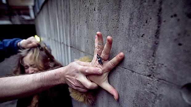 Очередное зверское изнасилование в Москве