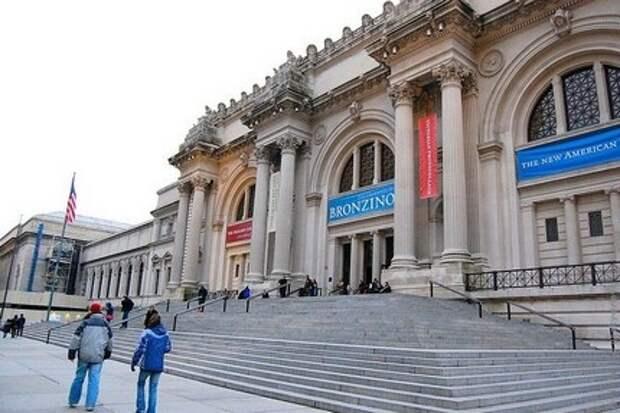 Музей Метрополитен. Нью-Йорк
