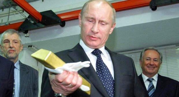 «Bricsmedia». ФНБ России: больше никаких долларов — в основном евро, юань и золото