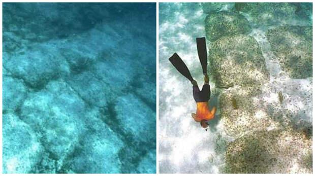 Дорога Бимини - следы Атлантиды? Бермудский треугольник, аномалии, теории
