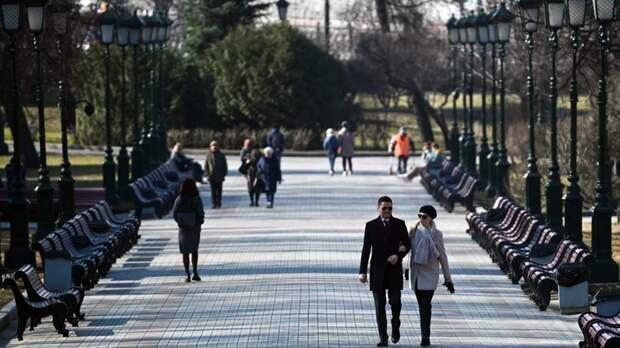 Синоптики рассказали о погоде в Москве на майские праздники