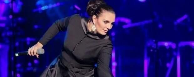 Ваенга отказалась от гонорара за концерт в Екатеринбурге в честь 9 Мая
