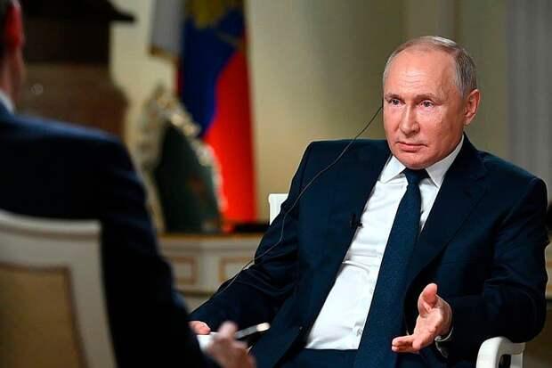 Владимир Путин о преемнике: Придет обязательно на мое место другой человек