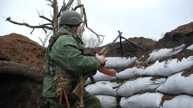В ДНР заявили о гибели трёх ополченцев при обстреле украинских силовиков