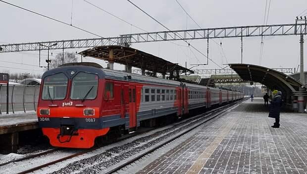 МЖД вводит в график поезда, задержанные из‑за сбоя на Курском направлении