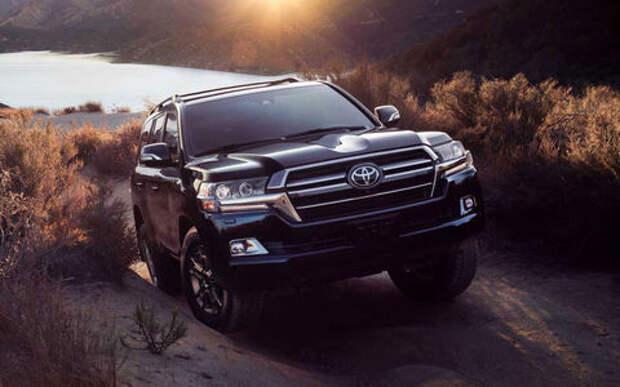 Toyota Land Cruiser отказывается от самых мощных двигателей