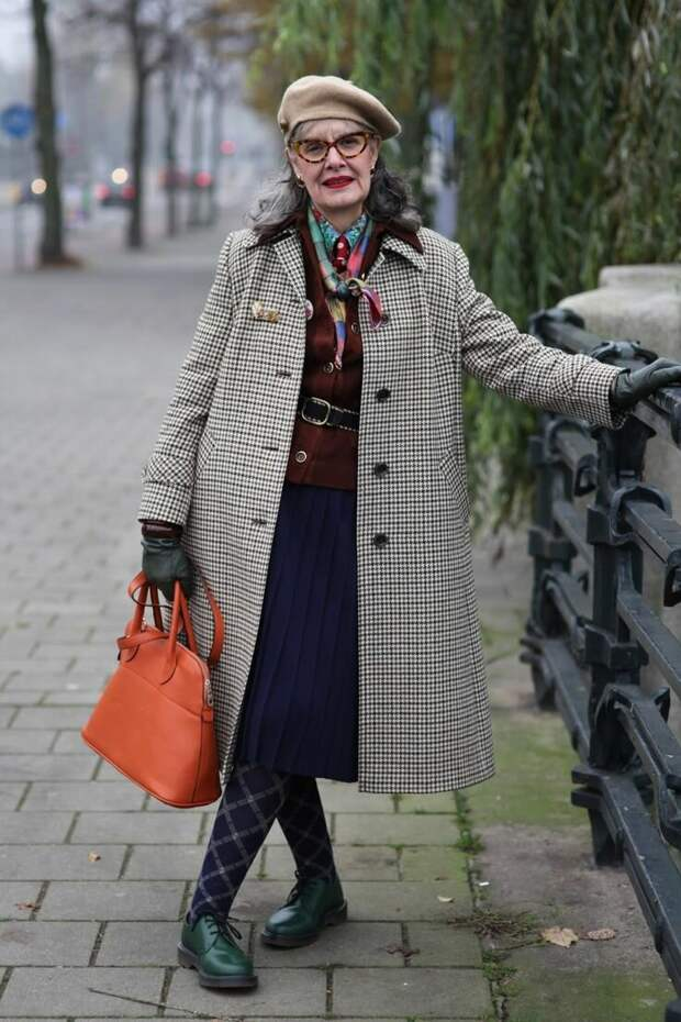 ТОП 10 фасонов обуви на осень для женщин 55+
