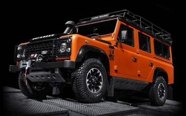 Land Rover не отдаст Defender в чужие руки
