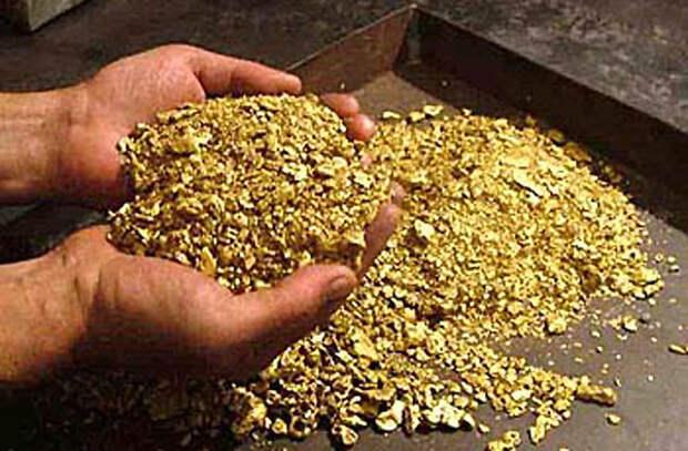На Украине нашли огромные залежи золота