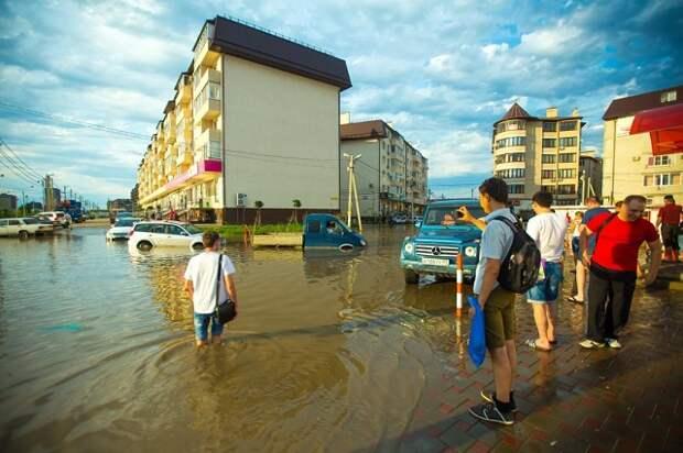 Ливневка в Краснодаре: как избежать «большой воды»