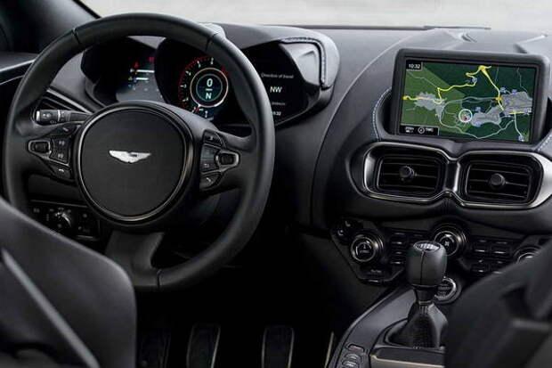 Aston Martin откажется от «механики» в следующем году